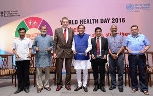 World health organisation (WHO) for India